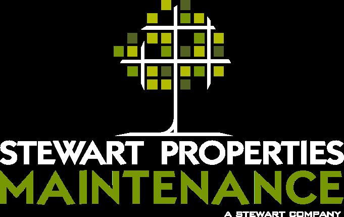 Stewart Properties Maintenance logo light